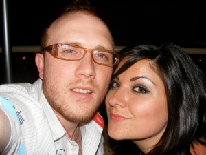 Mark and Judi in Vegas
