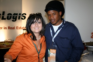 Me and Sway - MTV VJ
