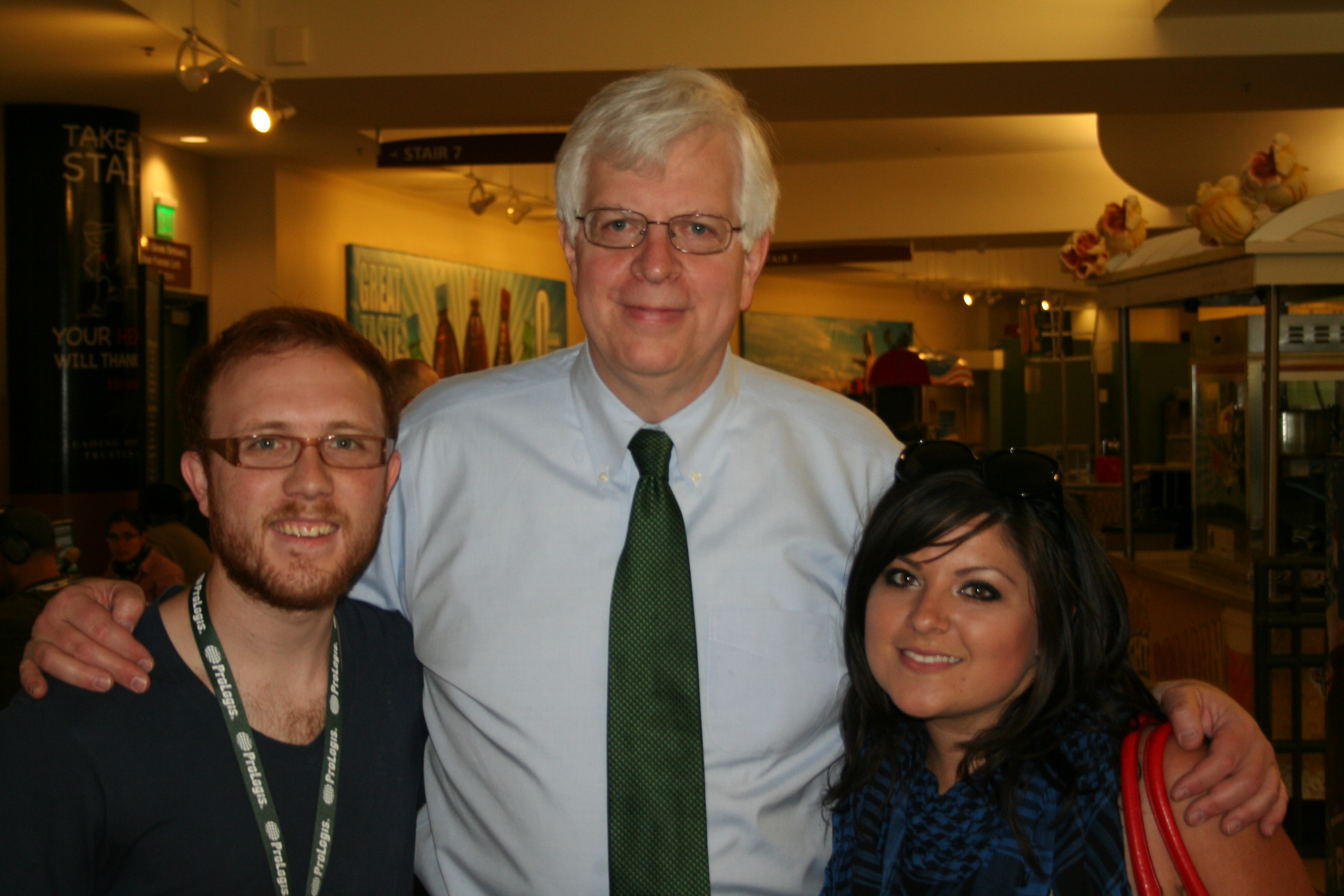 Dennis Prager And Wife